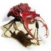 ART ARTHROPODE  Beetle « stag beetle » with mechanism body 18 x 45 x 25 cm